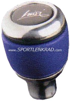 Luisi Schaltknauf Spirit LED, blau