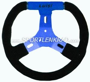 Kart Sport C 280 Plus, 28 cm, Wildl. sw./blau, bl. Speiche