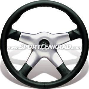 Giba 4 Sport Sport-Lenkrad, Leder, 36,5