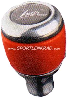 Luisi Schaltknauf Spirit LED, rot