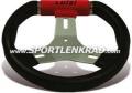 Kart Sport E 280 Kart-Lenkrad, schwarz / rot