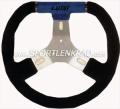 Kart Sport C 280 Kart-Lenkrad, sw./blau