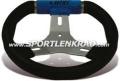 Kart Sport E 280 Kart-Lenkrad, schwarz / blau
