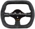 Kart Indy Kart-Lenkrad, Polyurethan sw., sw. Speiche