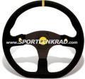 Stealth HP Corsa Sport-Lenkrad, Leder sw.