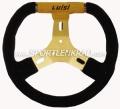 Kart Sport C 320 Plus, 32 cm, Wildl. sw./gelb, gold Speich